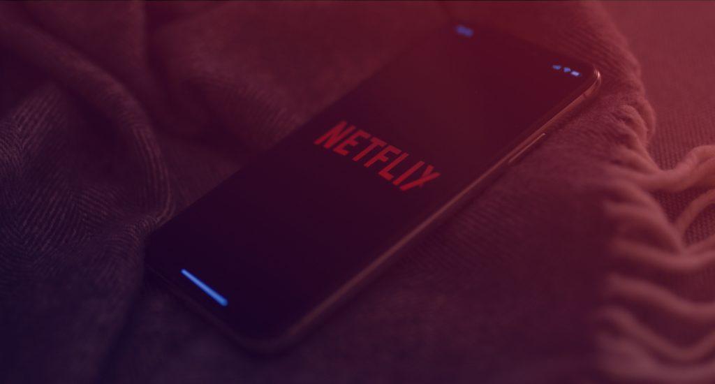 netflix on phone