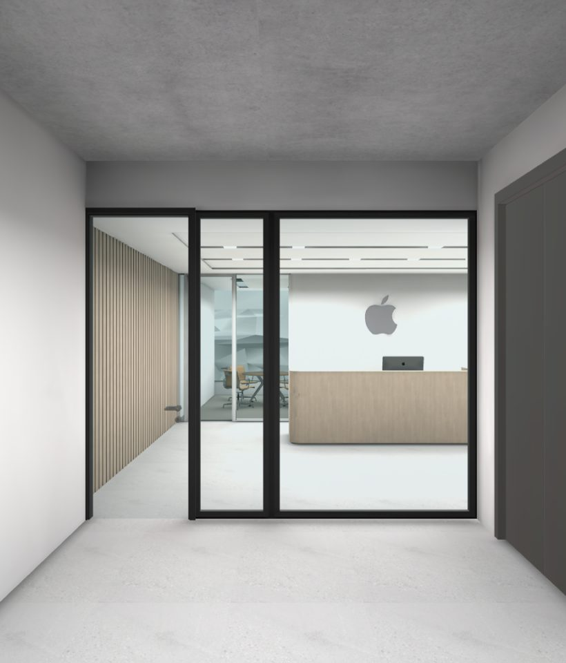 3D Visualization • Apple
