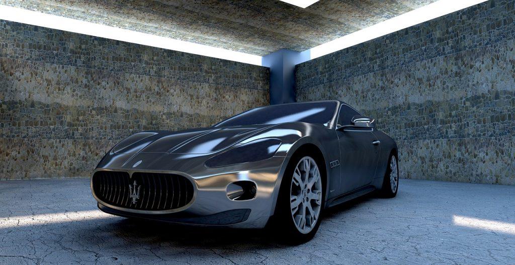 3D models of cars
