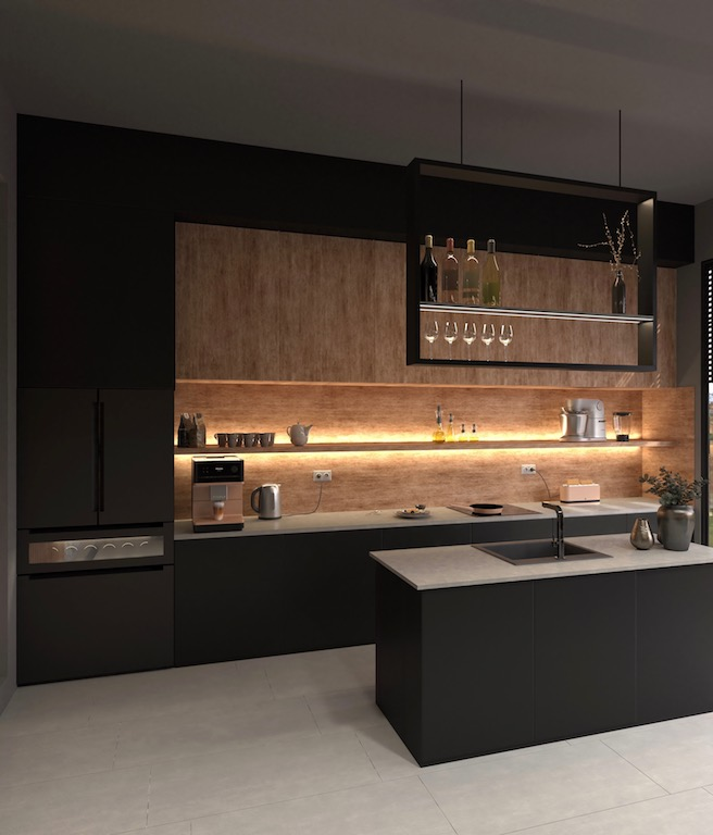 Virtual Showroom • Kitchen