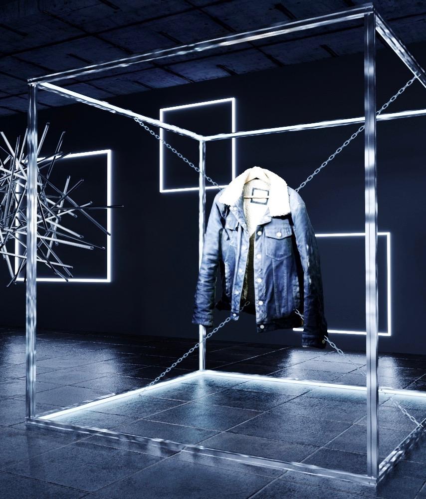 Virtual Fashion Store
