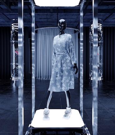 fashion virtual showroom