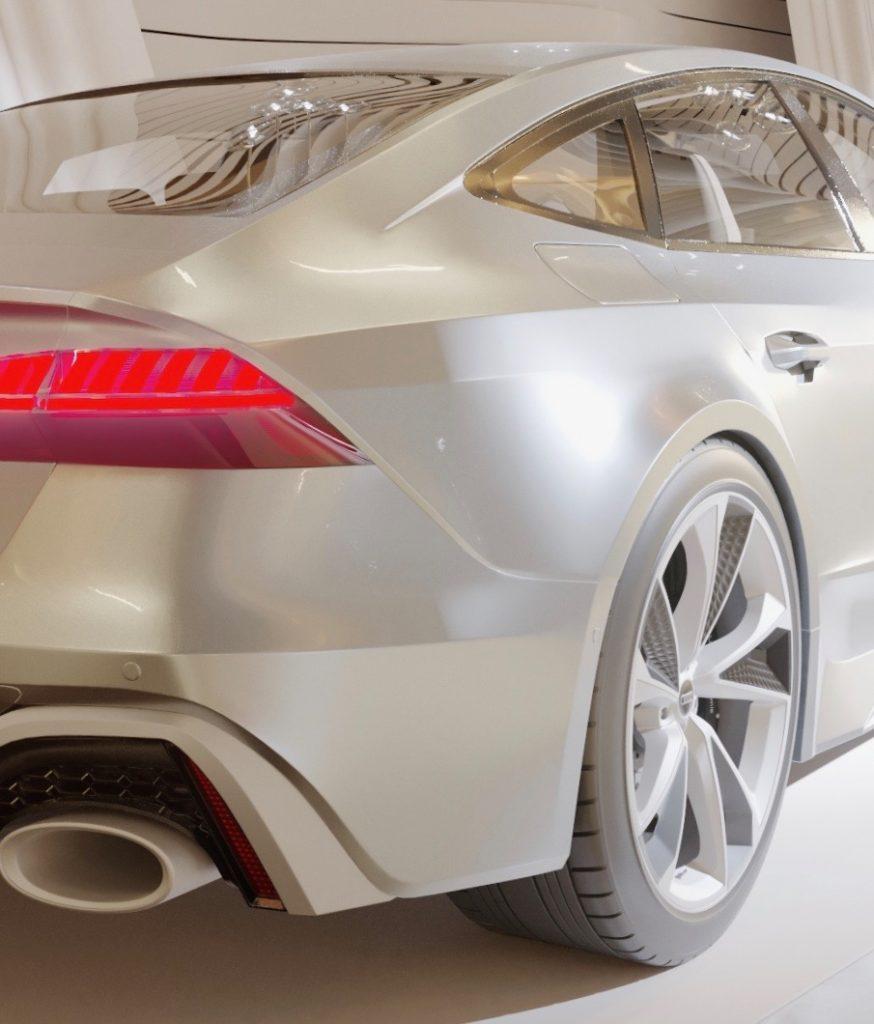 automotive virtual showroom