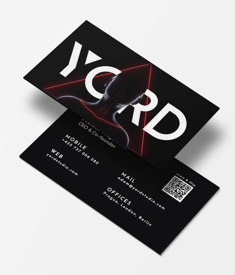 Print AR • Business Cards